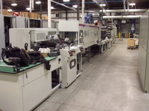 Envelope Manufacturing Facility