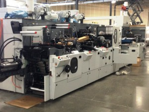 Envelope Manufacturing Machine